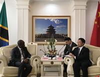 坦桑尼亚官员:期待中国加入该国基础建设热潮