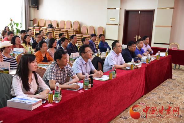 2017年临夏州和政县旅游推介会暨签约仪式在松鸣岩举行(图)