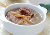 太子参炖瘦肉:全家人都能喝的清补汤水!