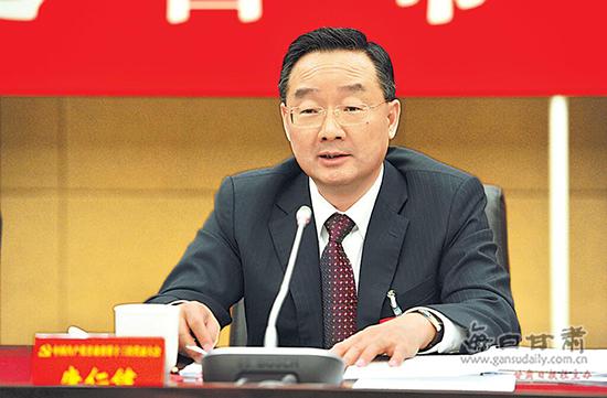 唐仁健:为加快建设幸福美好新甘肃作出新的更大贡献