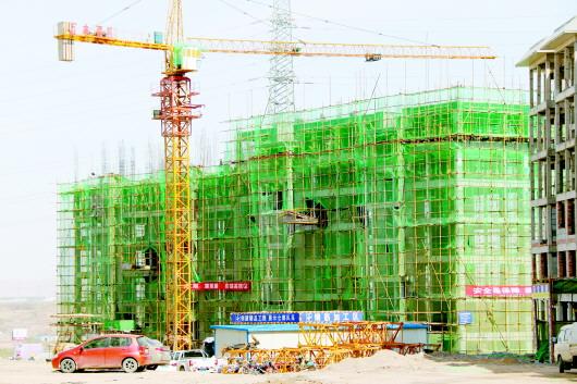 白银区全面推进保障性住房建设(图)