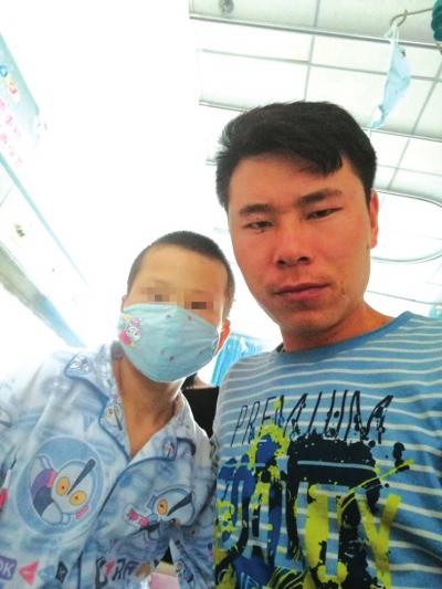 弟弟突患重病哥哥为钱发愁 定西杨家兄弟已经做了骨髓配对 正在等待结果(图)