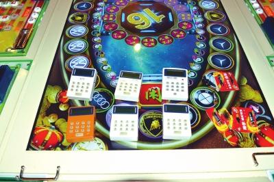 兰州警方捣毁赌博游戏机窝点 场所负责人被刑拘 8名参赌人员被治安处罚(图)