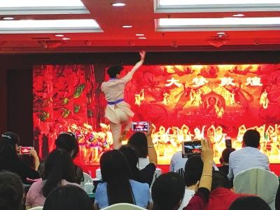兰州文化旅游融合推介走进深圳 经济特区刮起最炫兰州风