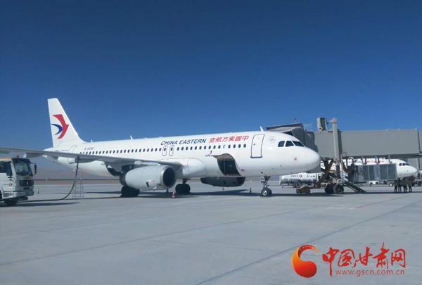 敦煌国际机场26日正式复航(图)