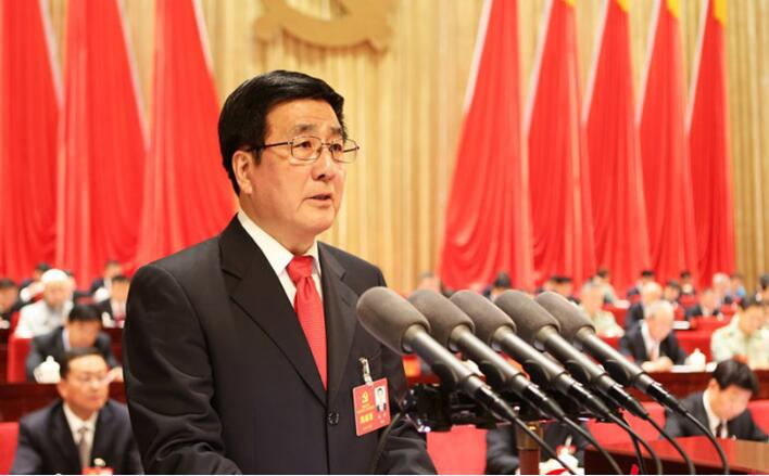 中国共产党甘肃省第十三次代表大会胜利闭幕