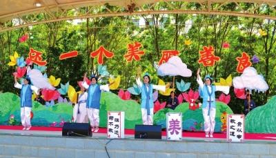 甘肃省女子监狱联合爱心企业举行儿童节主题帮教活动(图)