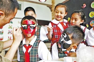 图说甘肃丨儿童节快乐