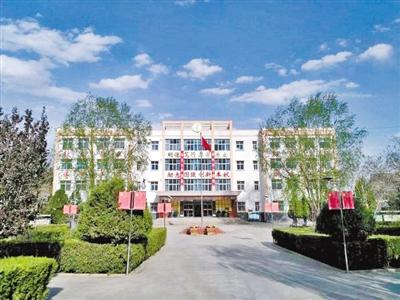 兰州榆中县第三中学全方位多举措优化育人环境提高育人质量