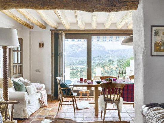 西班牙乡村小屋 远离都市的静谧之所