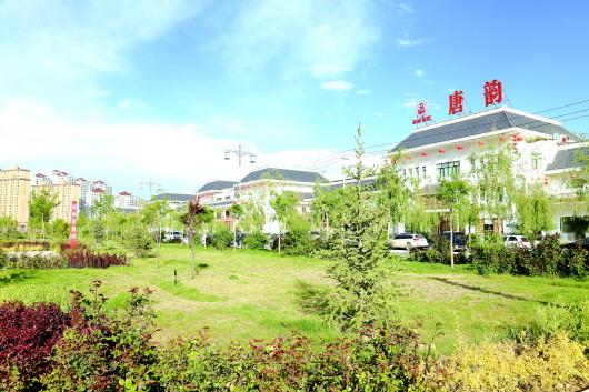 白银会宁县以建设旅游文化城市引领县域经济