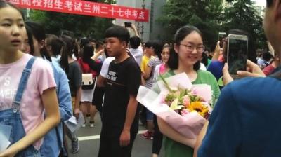 今年甘肃省普通高考考试结束6月22日左右公布成绩
