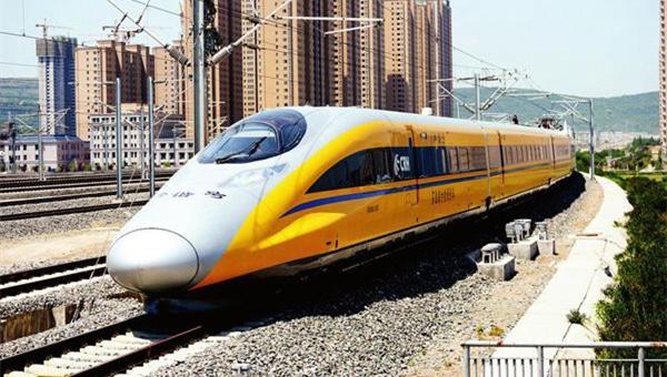 宝兰高铁列车运行图新鲜出炉(图)