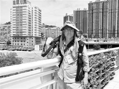 梁剑:7年兰马全程参与 用镜头展示兰州魅力(图)