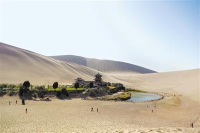甘肃省旅游资源富集度位居全国第五