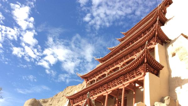 《今日聚焦-甘肃》 甘肃旅游:版本在升级 产业在加速