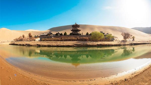 [环球财经连线]魅力中国城——甘肃酒泉