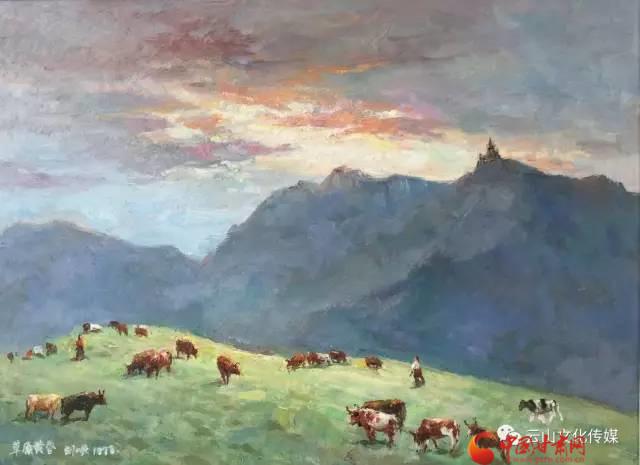 油画带您看丝绸之路   2017甘肃省油画作品交流展6月27日启幕