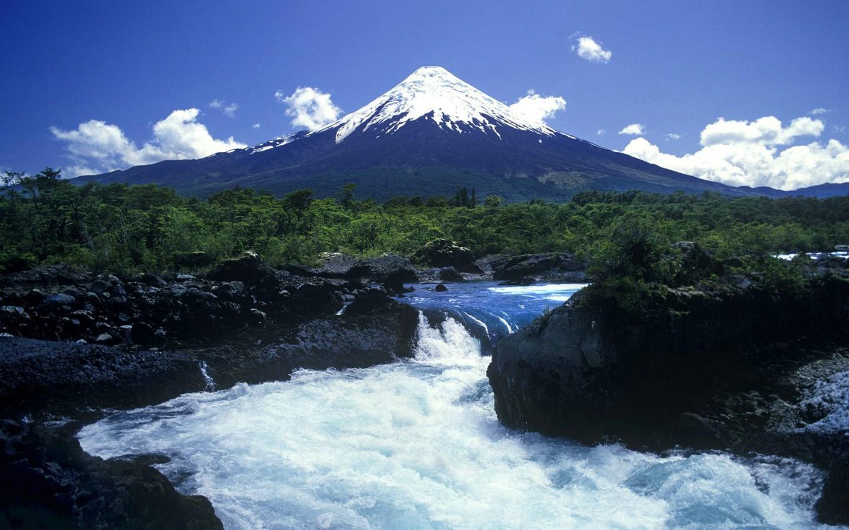 """智利连续3年提名入围""""世界最佳探险目的地"""""""
