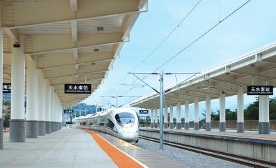 宝兰高铁甘肃段运行试验告捷(图)