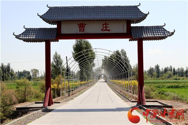 乡村别样美——张掖临泽县鸭暖镇美丽乡村建设见闻(图)