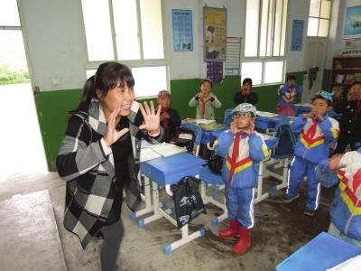 让乡村孩子们爱上阅读——记陇南宕昌县希望小学教师高瑞兰