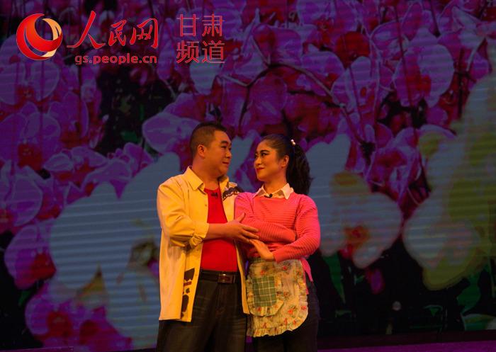 """甘肃省委党校邀演秦剧《柴生芳》迎""""七一"""""""