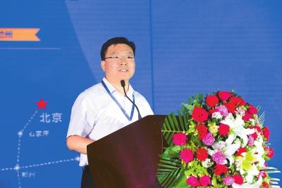 """李晓东:抢抓""""一带一路""""建设机遇 推动全域旅游融合发展"""