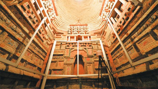 【西部地理】清水宋墓:丝路文化在天水的另类标本