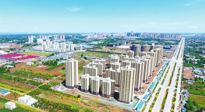 龙头舞动竞风流——庆阳市重点项目建设综述(图)