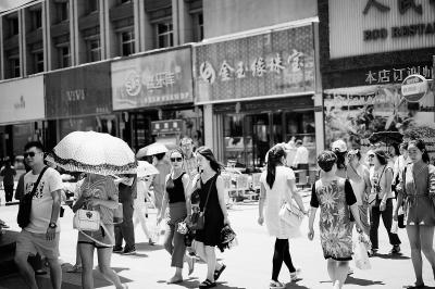 甘肃省将进入持续晴热高温天气(图)