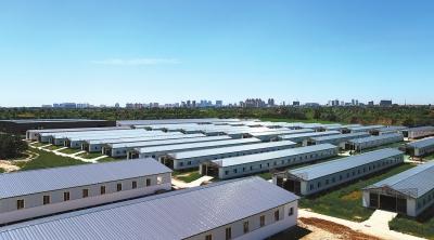 庆阳市西峰项目建设蓄积发展动能