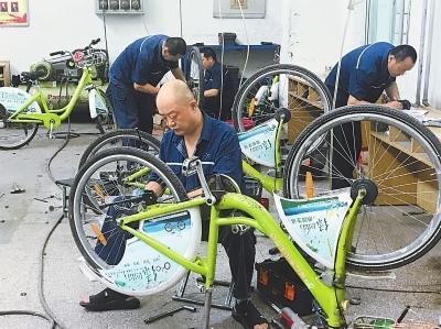 【记者关注】共享单车何时不再受伤