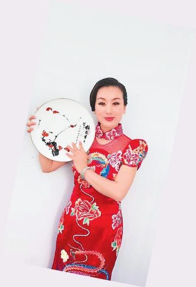 【人物在陇原】袁丫丫:根植观众才是花