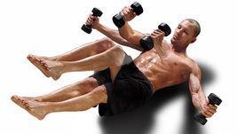 健身不做负重训练,一身假肌肉