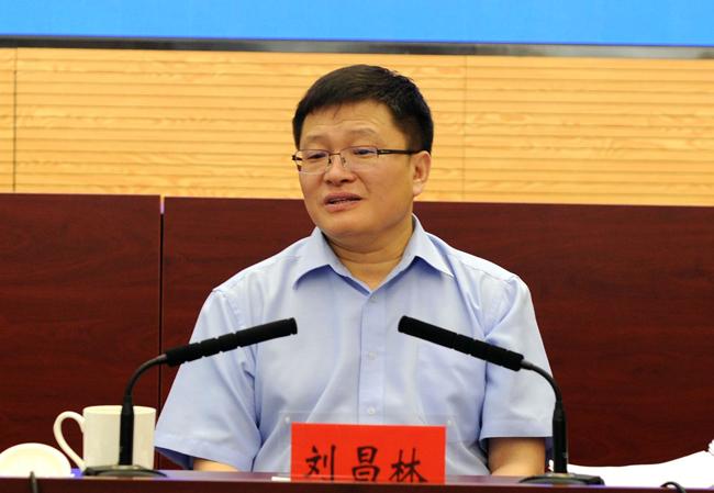 刘昌林在新选调干部座谈会上强调:纪检干部要讲政治重责任勤学习