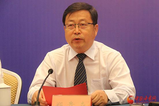 甘肃省中医药大学党委常委、副校长郑贵森