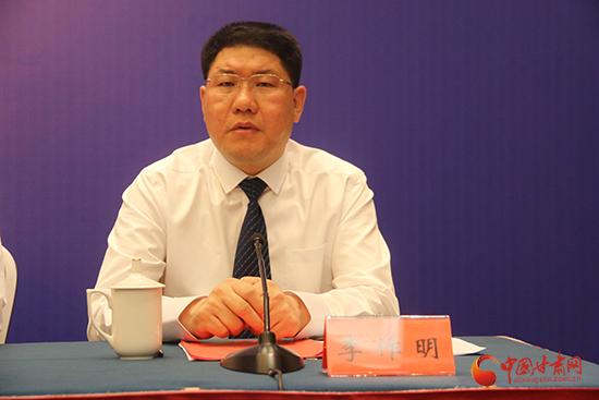 中共民乐县委副书记、民乐县人民政府县长李作明
