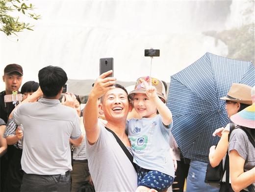 广西:乡村旅游 处处开花