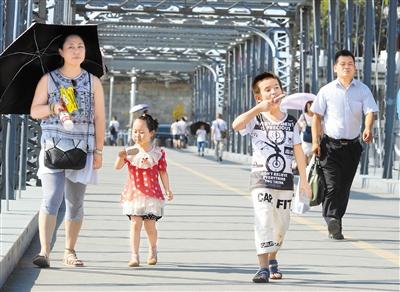 38.8℃兰州入夏最高温!(图)