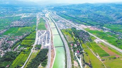 临夏大夏河流域综合治理及河州苑建设项目进展顺利