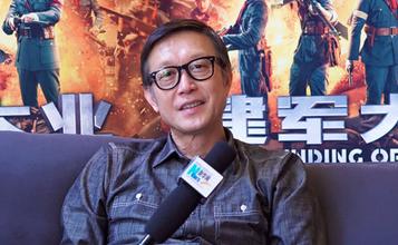 """刘伟强:拍《建军大业》要找准历史的""""电影感"""""""