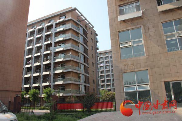 【新闻学子重走西北角】廉租公寓助推银川产业升级