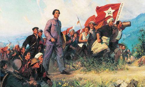 革命历程|峥嵘岁月 艰苦卓绝(005)