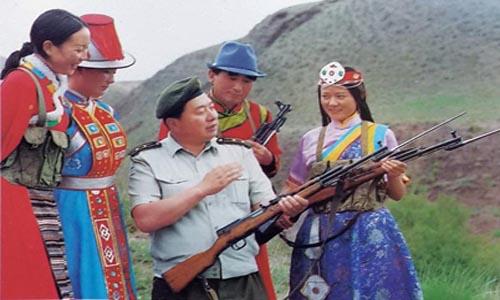 革命历程|军民共建 陇原辉煌(70)