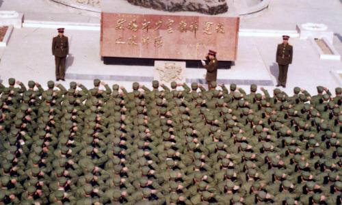 革命历程|军民共建 陇原辉煌(68)