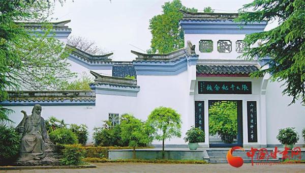 """【新闻学子重走西北角】高斌:内江张大千纪念馆之""""三座桥"""""""