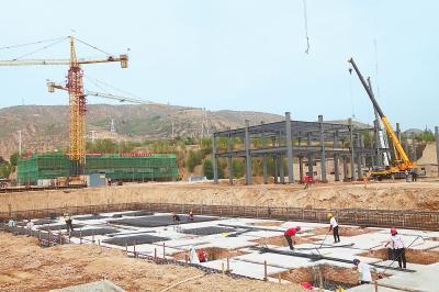 庆阳市环县打造经济发展新高地