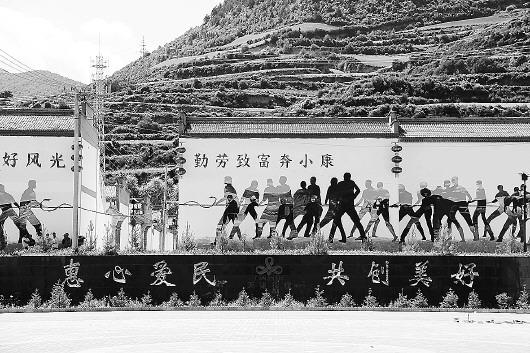 甘南临潭:援建工作硕果累累