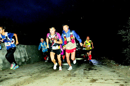 2017中国天空跑系列赛(甘南站)赛事圆满结束
